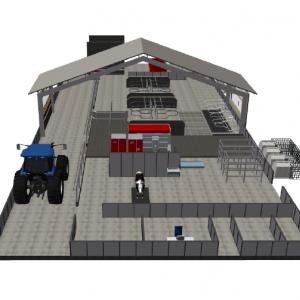 Makiety obiektów inwentarskich z wyposażeniem, warsztaty i nagrody czekają
